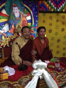 Guru Rinpoche Empowerment @ Centre Culturel Tibétain   Luxembourg   Distrikt Lëtzebuerg   Luxembourg